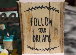 Follow your Dreams - coole Sprüche