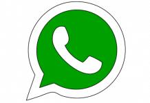 WhatsApp Logo Minimal. Coole Sprüche WhatsApp