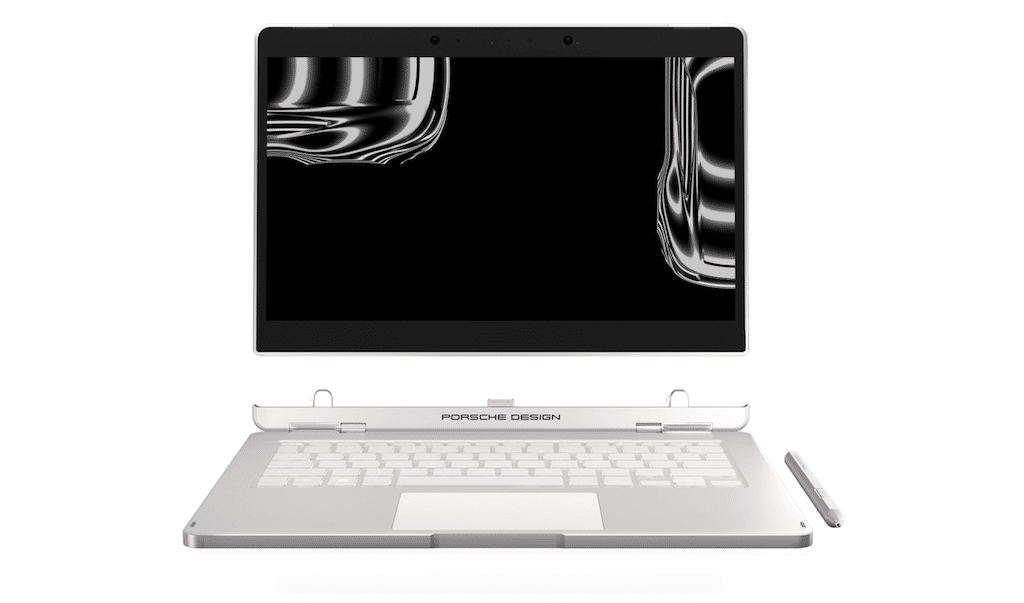Porsche Design Book One - Das 2in1 Notebook