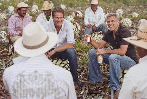 Casamigos Tequila von George Clooney