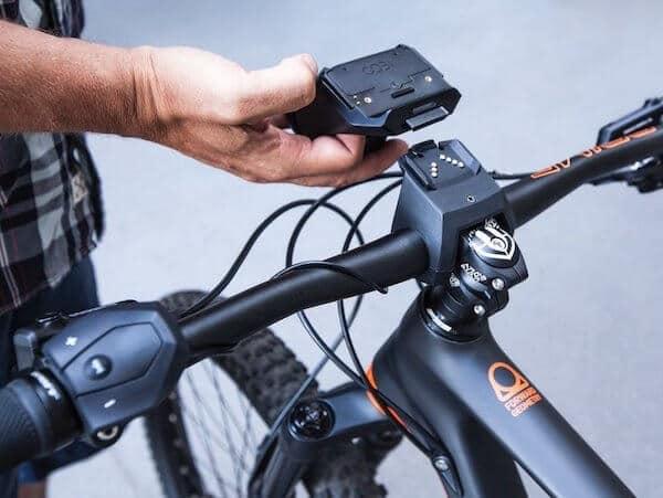 COBI.bike Fahrradsystem mit Alarmfunktion