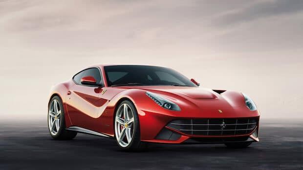 F12berlinetta von Ferrari