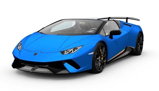 Lamborghini Huracan Performante (2018)
