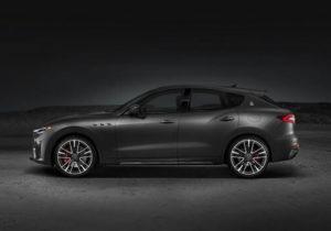 590-HP Maserati Levante Trofeo V8