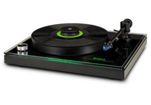 McIntosh MT2 Precision Schallplattenspieler