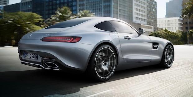 Mercedes AMG GT 4-Türer Coupe (2018)