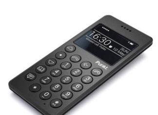 Punkt MP1 Mobiltelefon
