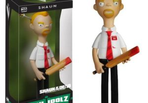 Shaun of the Dead Vinyl Idolz
