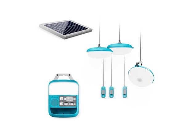 BioLite SolarHome System 620