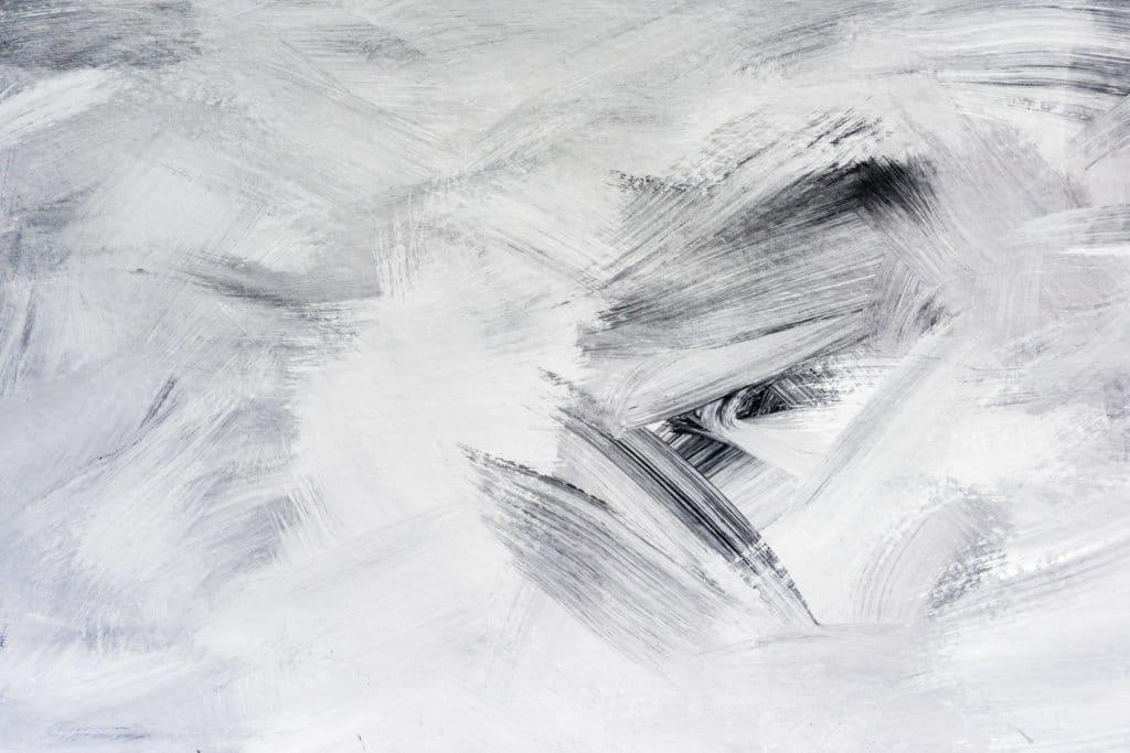 Abstrakt Weiss
