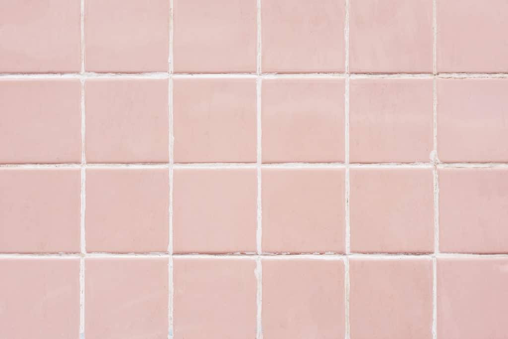 Pinke Wand