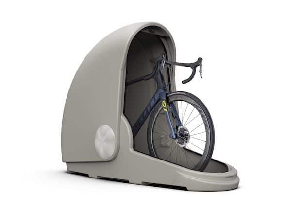Alpen Bike Capsule Vorderansicht