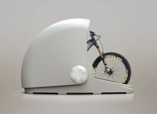 Alpen Bike Capsule @alpenstorage.com