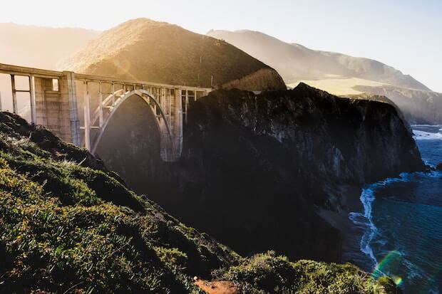 Bixby Bridge - Monterey - USA