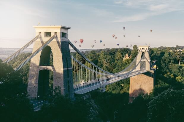 Suspension Bridge - Bristol - UK