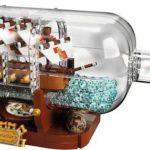Lego - Schiff in der Flasche