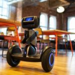 Loomo: Mini Transporter Meets Robot Sidekick
