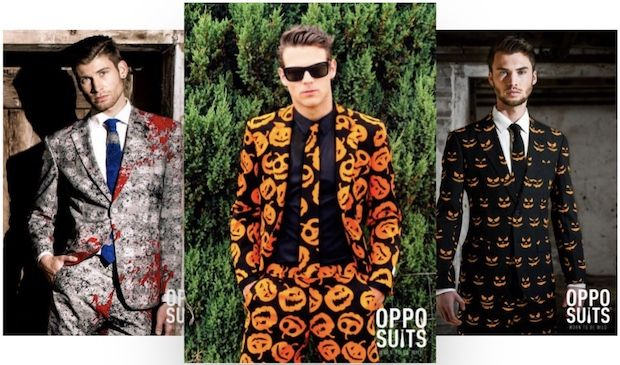 Opposuits - Halloween Outfits