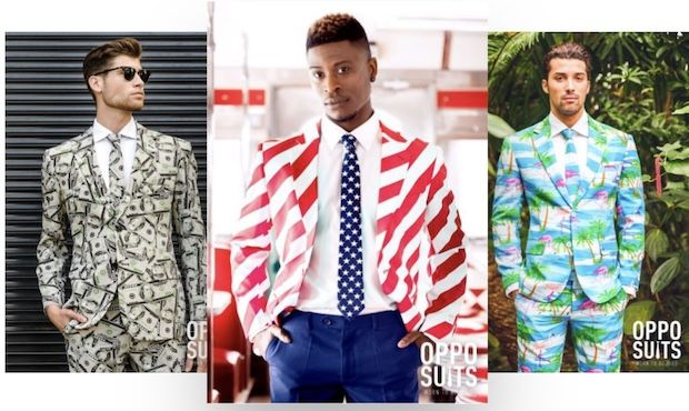 Opposuits - Horse Race Outfits
