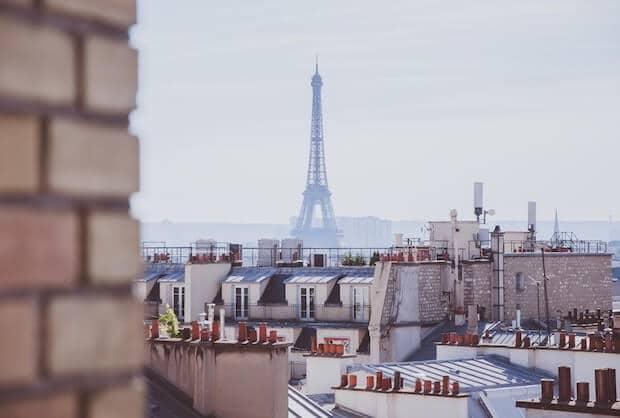 Eifelturm - Paris - Frankreich