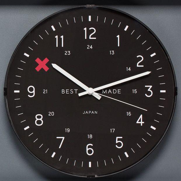 The Workshop Clock Details