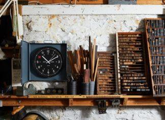 The Workshop Clock
