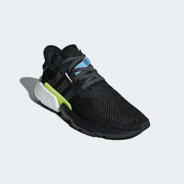 Adidas POD-S3.1 Laufschuh Vorderansicht
