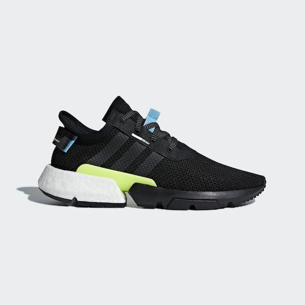 Adidas POD-S3.1 Laufschuh Seitenansicht