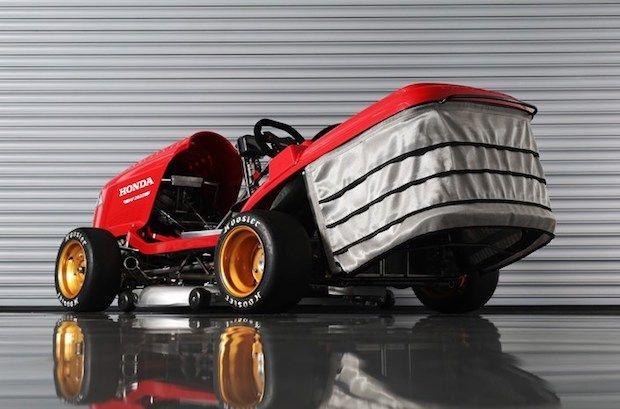 Honda Mean Mower V2 Rasenmäher
