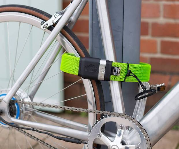 Litelok Fahrradschloss tragbar