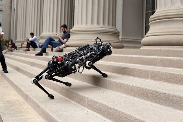 Cheetah 3 Roboter vom MIT