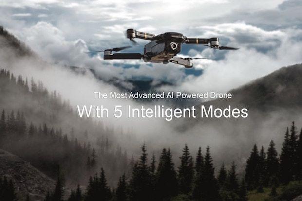 Mystic AI Drohne von Airlango