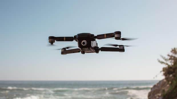 Mystic AI Drohne Live