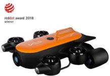 Titan Unterwasserdrohne - Reddot Award