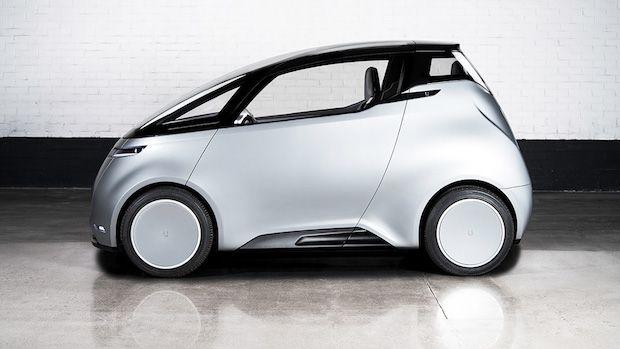 Uniti One Elektroauto