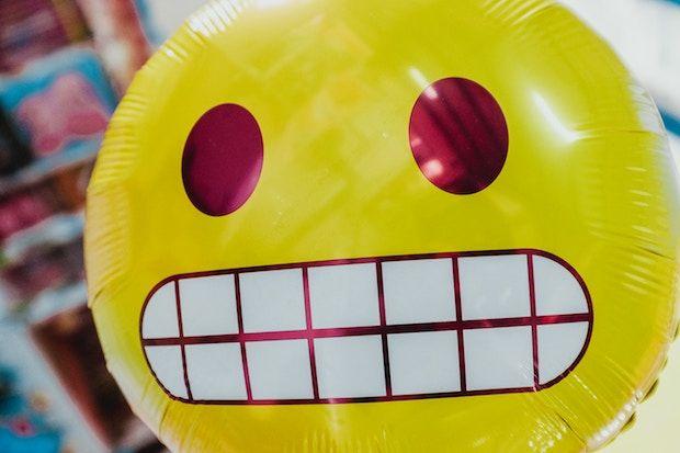 Witzige Sprüche Balloon