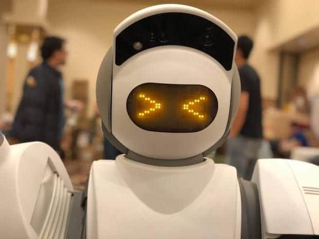 Aeolus Roboter Abbildung