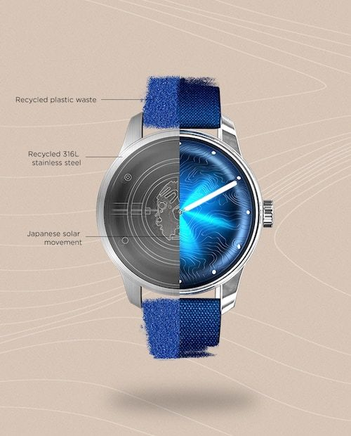 Awake Watch Design