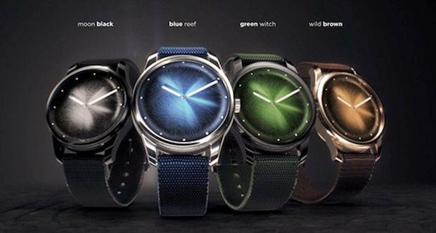Awake Watch in verschiedenen Farben