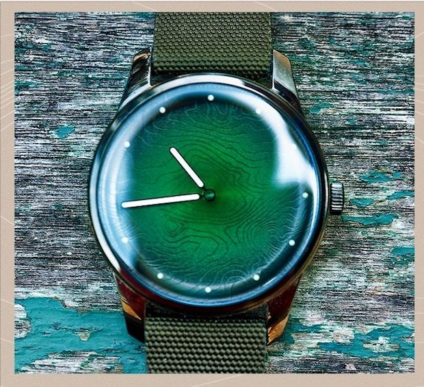 Awake Watch mit K1 Dome Glass