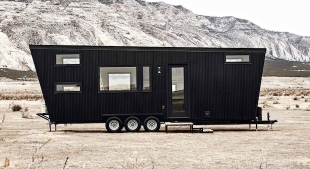 Drake Tiny House von Land Ark