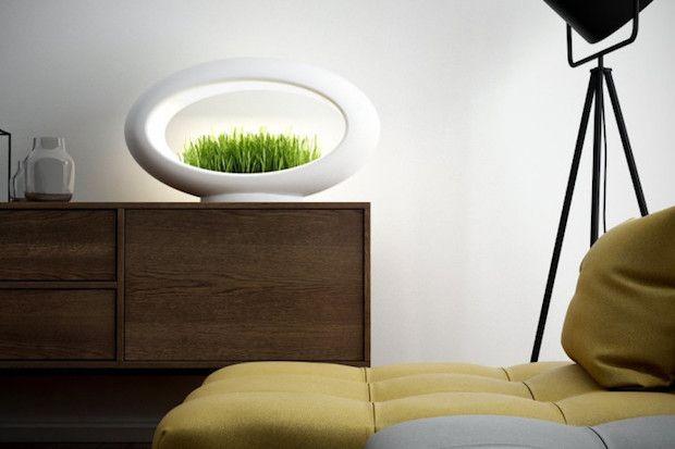 Grasslamp Designobjekt