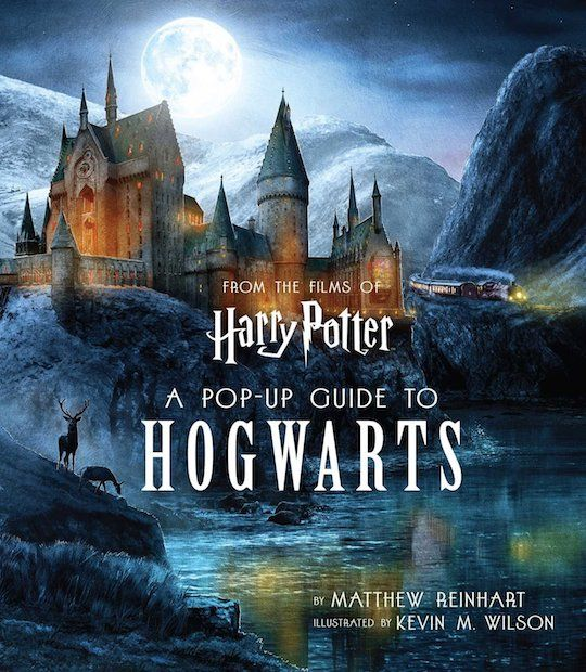 Harry Potter: A Pop-Up Guide to Hogwarts - Das Buch