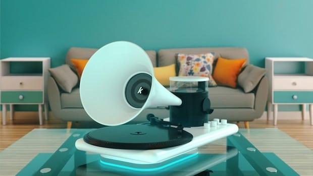 Kozmophone Grammofon