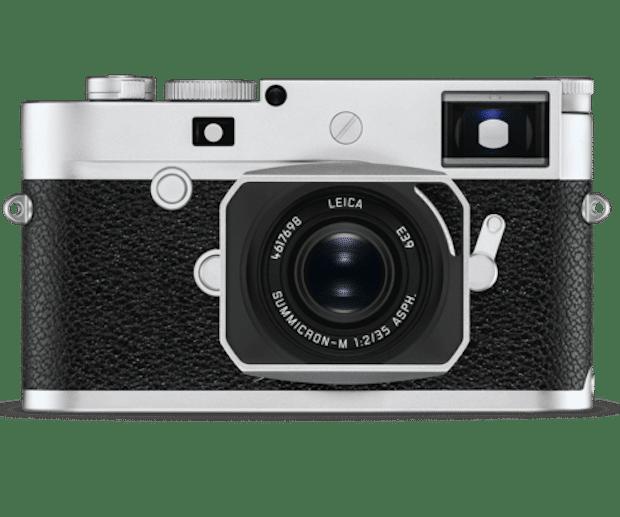 LEICA M10-P Messsuchkamera verchromt