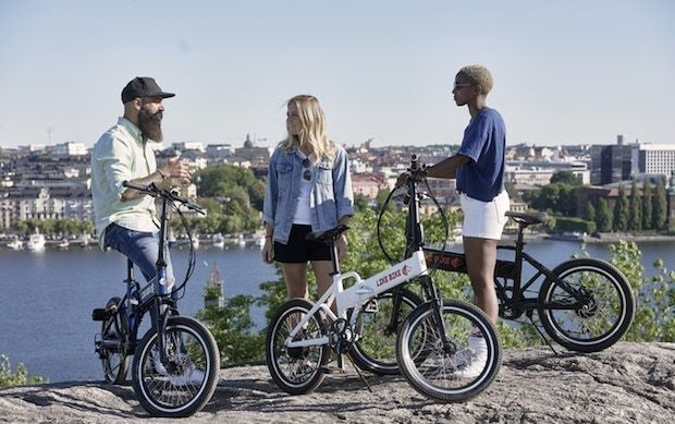 Like Bike EBike Ansicht