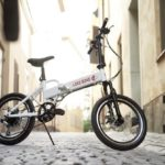 Like Bike E-Bike Seitenansicht
