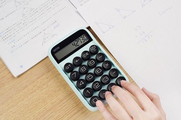 Lofree Digit Calculator Taschenrechner