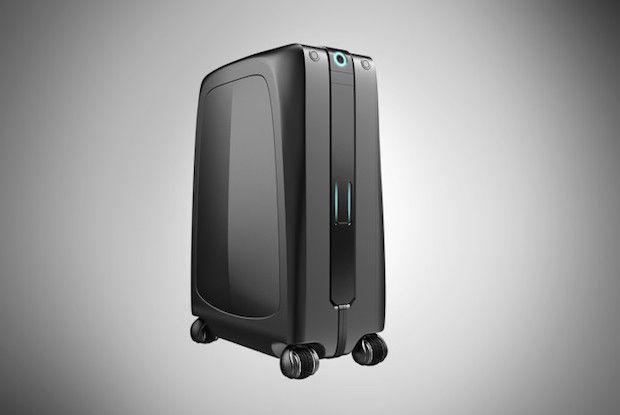 Ovis - der selbstfahrende Koffer