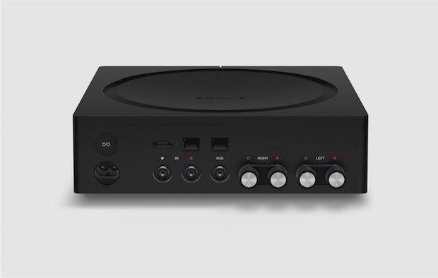 Sonos Amp Anschlüsse